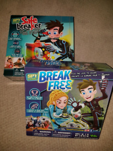 New in box toys Playmobile Games