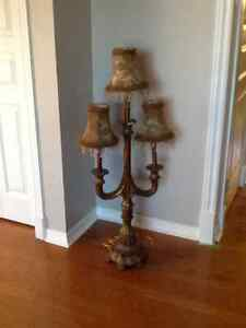 2 Individual Table Lamps