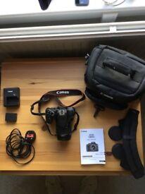 Canon EOS 1300D (W) Digital camera including efs 18-55mm lens & Carry Case