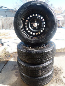 4 195/70R14 COOPER CS4 all season tire