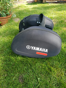 Yamaha ApexTravel Bags