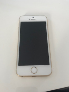 Gold iPhone SE 64GB  - $200