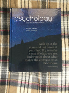 Psychology and Social Science Textbooks
