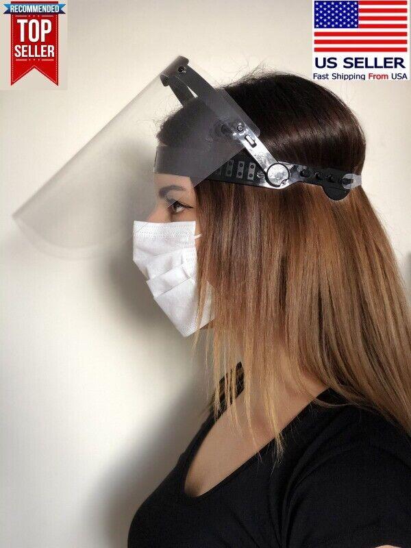 Safety Full  Flip Up Face Shield Work,Food Industry,dental,medical..
