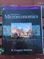 Principles of Microeconomics, N. Gregory Mankiw, 7 (Seventh) Ed
