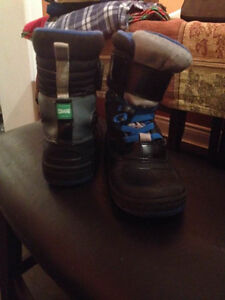 Cougar Boots Size 2