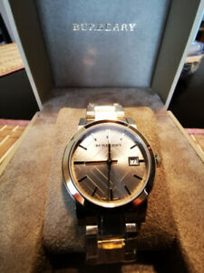 Burberry Ladies Watch - Rose Gold. Brand New!