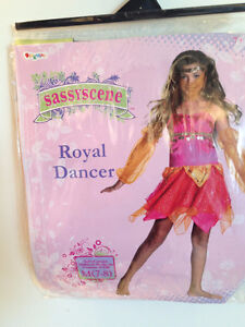 Kids Royal Dancer Halloween Costume