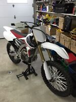 2015 yz450f for sale or trade
