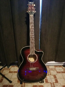 Ibanez Electric / Acoustic Guitar