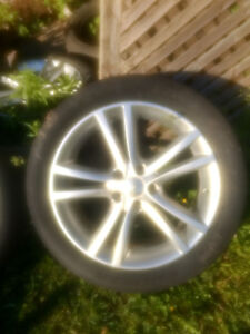 5x114.3 rims for sale. 18 inch