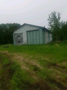 Mechanics Dream garage on 25 acres