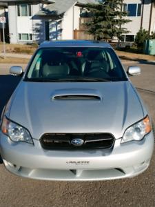 2006 Subaru Legacy 2.5 GT AWD Turbo
