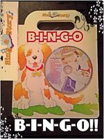 BINGO BOOK AND 16 song CD