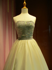 2018 Diamonds and Silks Wedding Gown