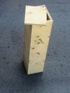 STEAM BOX  FOR BENDING WOOD FOR FURNITURE MAKING