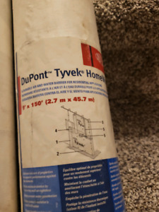 3 Rolls DuPoint Tyvek home wrap
