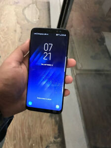 Samsung s8 64gb Unlocked)