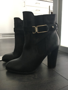 ALDO Ankle Boots- Worn Once