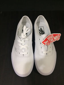 Brand New, Vans 'Off The Wall' Authentic Sneakers Size 6