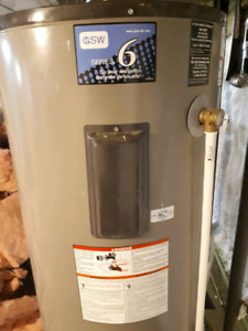 60 Gallon Electric Hot Water Tank