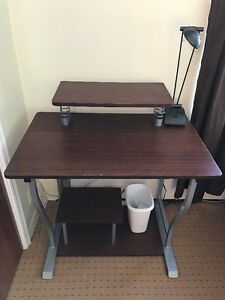 Desk, Chair & Lamp for $50!!