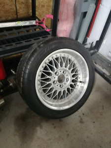 BBS bmw 5 series wheel