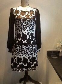 Ladies sequin dress size 10 by Quiz