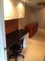 Room for rent in large, centrally located home