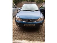 Ford Mondeo Zetec 2.0 (Will take trade in)