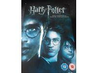 Harry Potter 1-7 boxset
