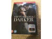 Fifty Shades Darker - New DVD