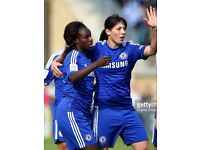 LADIES FOOTBALL LONDON