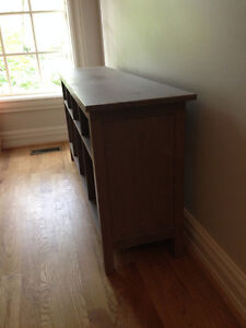 Hemnes Console Table - Great for TV and storage