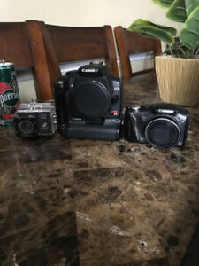 Canon and action cameras