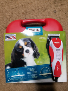 Wahl hair clipper firm price brand new never opened