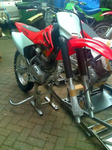 Looking for Honda CRF 150 and 230 project bikes