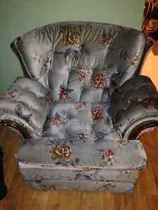 Couch/Love Seat/Chair - who wants this? St. John's Newfoundland image 1