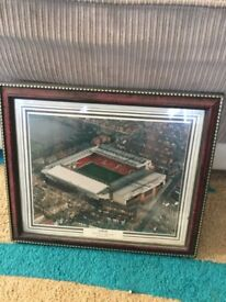 Liverpool F.C.- Anfield photograph