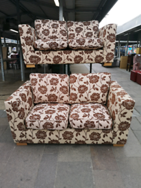 Dfs 2x 2 seater sofas