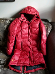 Size small LOLE jacket..  lightweight and warm