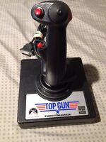 Official Top Gun Joystick from Thrustmaster