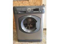 Hotpoint Washer dryer. Silver