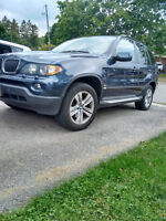 2006 BMW X5  Always wanted one ? Now's your chance.