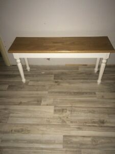 $20!! Solid wood bench