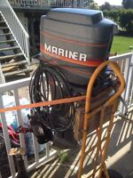 45hp mariner outboard