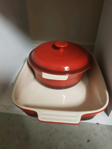 Baking/casserole dishes Kearneys Spring Toowoomba City Preview