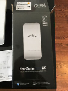 Ubiquiti Nanostation LOCO M2 Outdoor MIMO 2x2 802.11g/n West Island Greater Montréal image 2