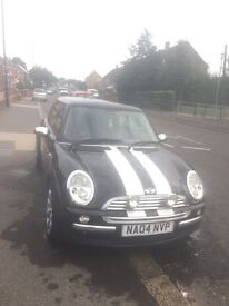 Mini hatch one 1.6