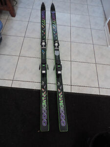 K2 Skis with Marker Bindings and brakes 188 CM